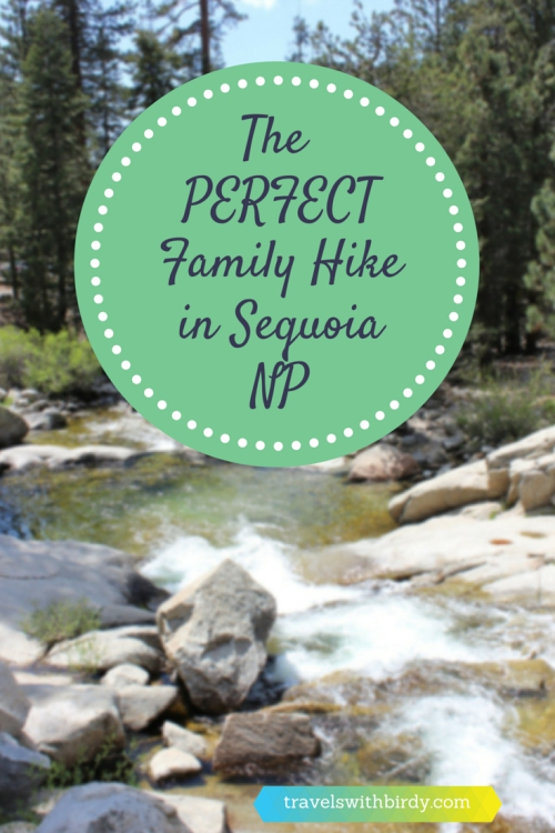 A Perfect Hike for Families in Sequoia National Park