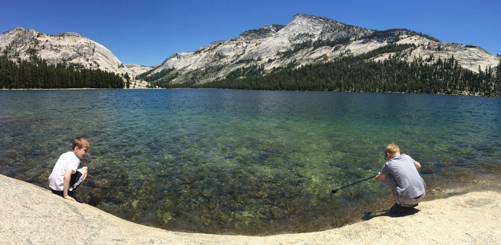 Lake Tenaya Yosemite