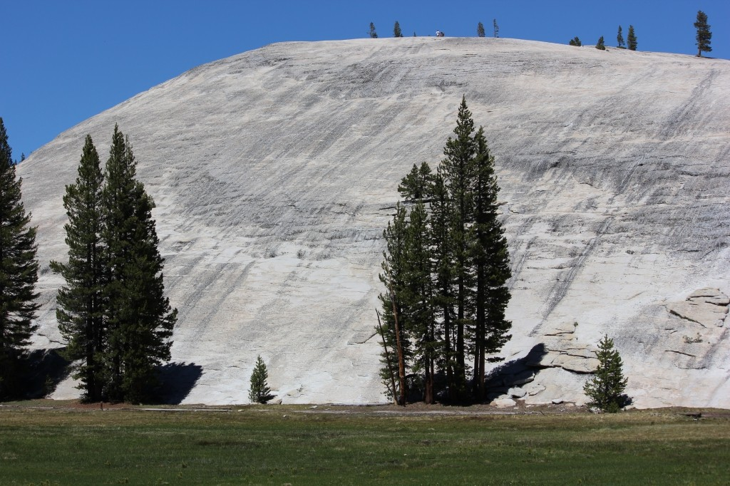 Pothole Dome at Yosemite
