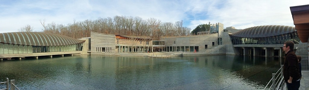 Crystal Bridges Pano