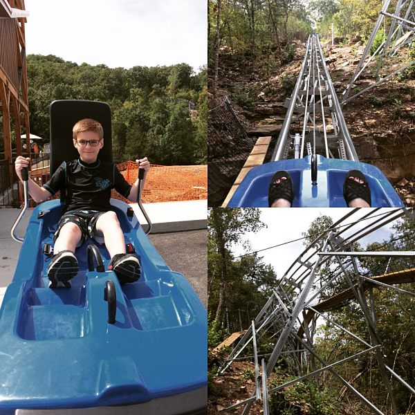 Branson Runaway Mountain Coaster