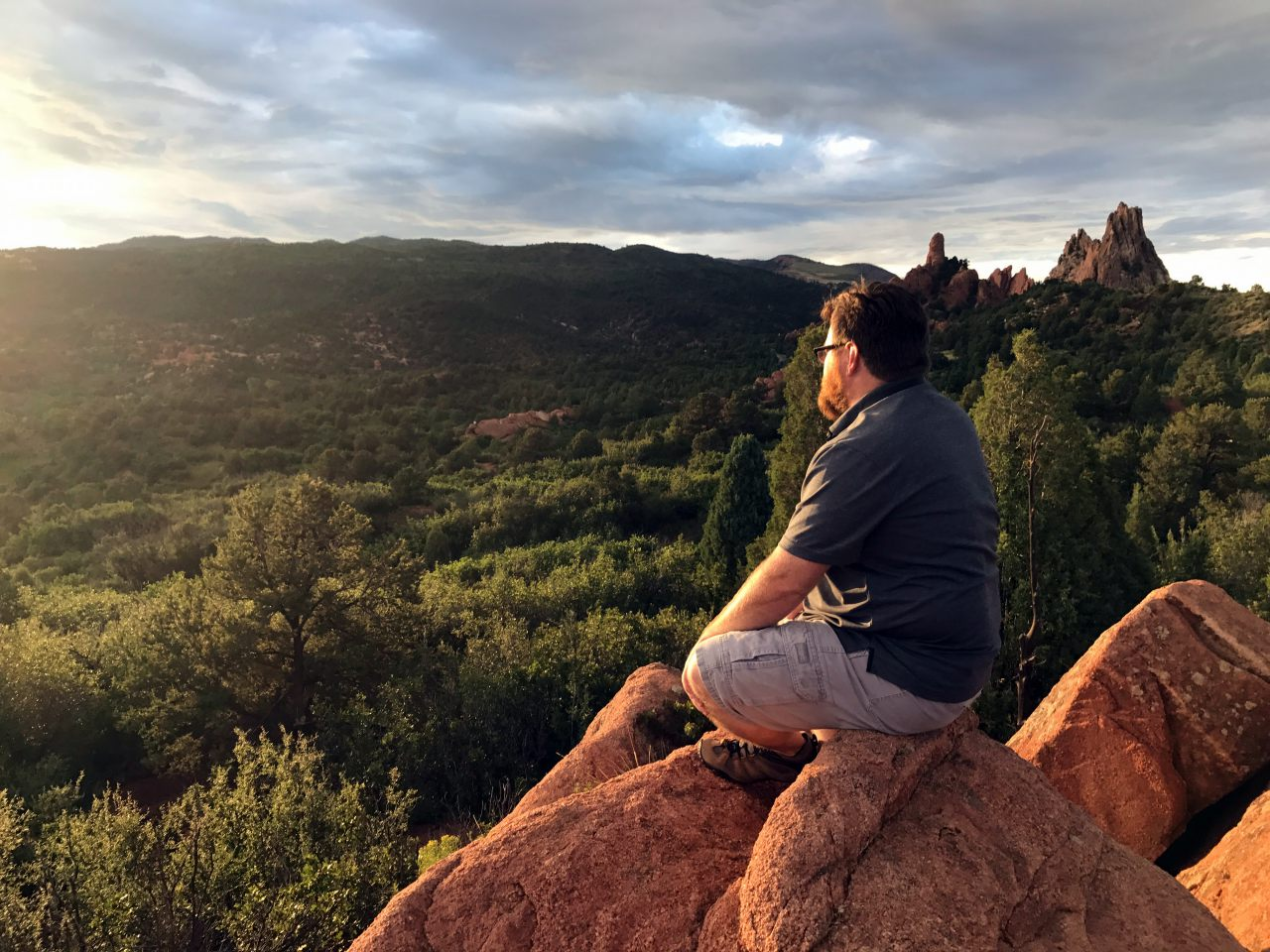 Glorious Garden of the Gods | Travels with Birdy