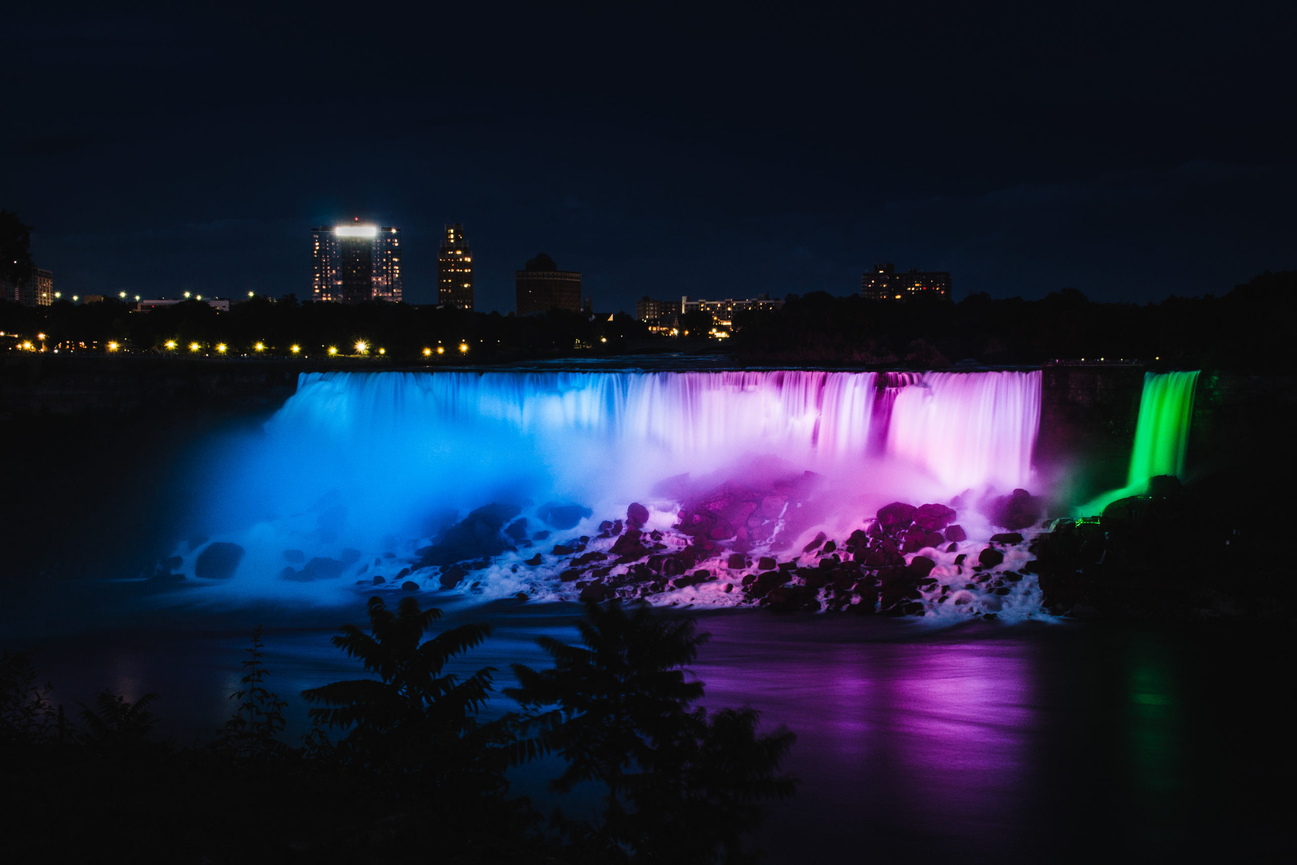 Niagara Falls The Canadian Side Travels With Birdy